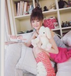 2008.04.24 新垣里沙写真集《Happy girl》 (Photobook+DVD)