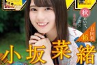 [Shonen Sunday] 2019 No.47 小坂菜緒【9P】